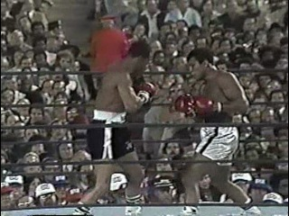 1976-09-28 Muhammad Ali vs Ken Norton III (WBC WBA Heavyweight Titles)