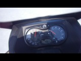 150 км/ч  Снегоход