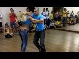 Renato Veronezi & Barbara Pacheco - Zouk Lesson. Final demo