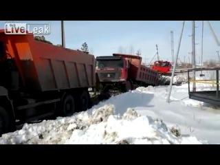 ещё раз о китайском автопроме Камаз танки грязи не боятся