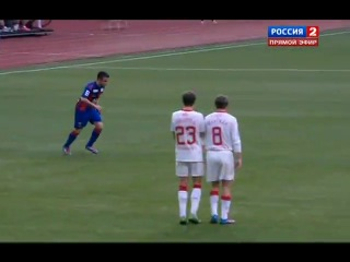 ПФК ЦСКА Спартак Тошич 1 0