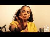 ms. dynamite ft. amplify dot, lady leshurr, lioness  neva soft (remix)