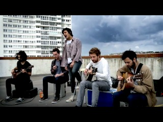 4) Young The Giant - 'Cough Syrup' Nokia N8 Summer Sessions