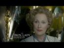 Железная леди получает Оскар за лучший грим. 2012