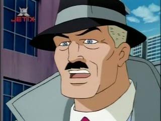 Человек Паук серия 42 Партнеры в опасности серия 1 Виновен
