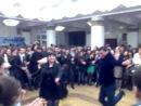 лезгинка после концерта Рината Каримова (Ростов-на-Дону, 8 марта 2012)