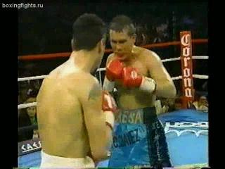 1995-04-08 Julio Cesar Chavez vs Giovanni Parisi (WBC Super Lightweight Title)