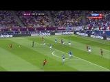 Чемпионат Европы. Евро-2012. Финал. Испания — Италия — 4:0