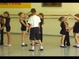 Русский танец - постановка