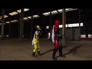 Hikounin Sentai Akibaranger [01] (RAW)