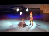 Дефиле Иззи, Нацу (Косбенд D. Fly - device) - Артур, Селения (Артур и минипуты)