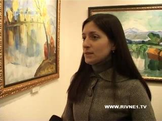 Виставка засновників закарпатської школи живопису Митецька яфина