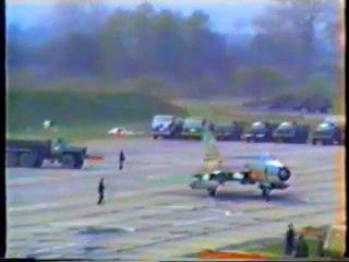 Последний день 730 го АПИБ аэродром Нойруппин в Германии на немецкой земле Часть 2
