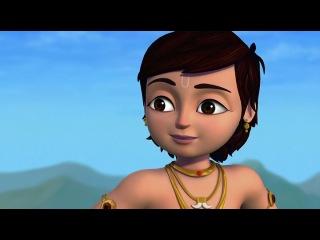 Фильм 2. Маленький Кришна - Непобедимый герой