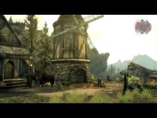 Скайрим геймплей-трейлер