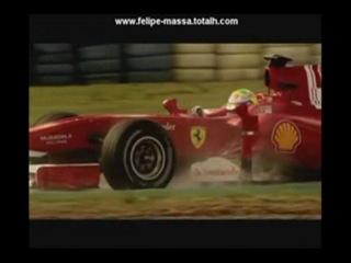 ***100 гонок за Феррари***