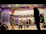 Battle Of The Year. Electro dance Volgograd 25/12/11 . Patron and Tic-Tac.Demo de jury