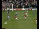 Лига Чемпионов 1999-00 2 групповой раунд 5 тур Группа B Манчестер Юнайтед - Фиорентина 2 тайм