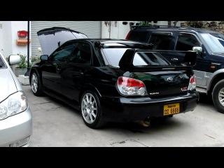 Звуки оргазма Subaru Impreza WRX STI