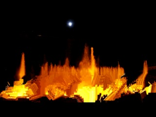 Одна из красивейших достопримечательностей Праги - Кржижиковы фонтаны