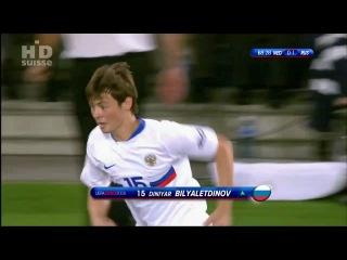 Голландия - Россия (2 тайм) (ЕВРО 2008).