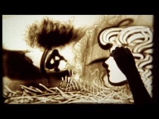 Dato Hudjadze & Ilana Yahav - Sand Dream / Дато Худжадзе - Махинджи Вар ['05] (официальное HD-видео) [720p]