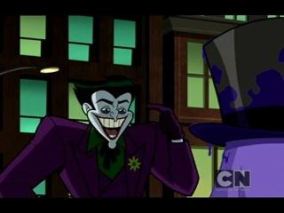 """Бэтмен. Отважный и Смелый 3 сезон 2 серия """"Joker: The Vile and the Villainous!"""""""