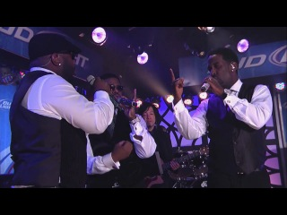 Boyz II Men - More Than You'll Ever Know (feat. Charlie Wilson) Jimmy Kimmel Live
