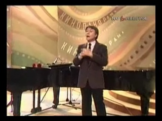 Андрей Миронов на Юбилее Кинопанорамы