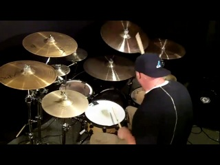 Chevelle - Letter From A Thief [Drum Cover]