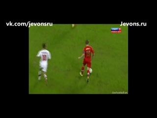 [Товарищеские матчи 2012] Видео обзор матча «Дания» 0:2 «Россия»