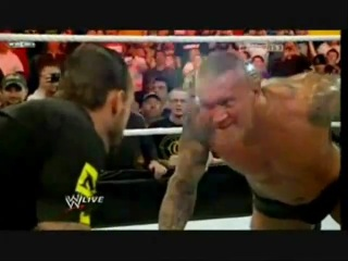 Randy Orton король ринга