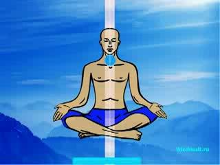 Работа с пятой чакрой Вишудха - практика, медитация