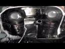 Клапанный механизм при 16,000 rpm