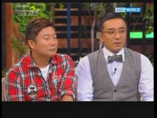 [ENG] 18.10.2011 KBS Win Win, Episode 85 (KiKwang)