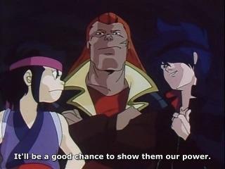 Трансформеры: Воины Великой Силы - Битва в пустыне 6 серия | Transformers: Super God Masterforce 6 series