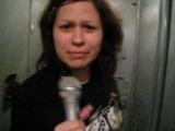 Случайная встреча ведущих Прама с известной певицей Дарьей Заплесневелой