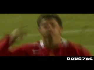 10 лучших голов C.Ronaldo за MЮ