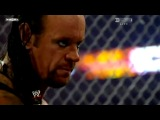 Hell in a Cell 2009 CM Punk vs The Undertaker (за World Heavyweight Championship)