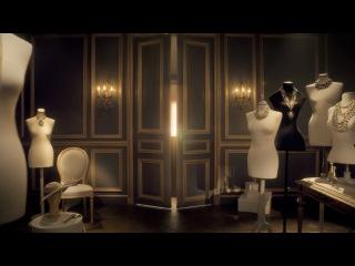 Видео Дома Dior - Рождество в золоте от Dior