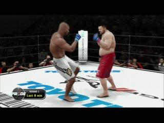 UFC UNDISPUTED 3 Overeem vs Nelson