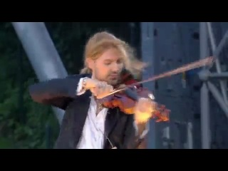 David Garrett - Smells Like Teen Spirit (скрипка кавер)