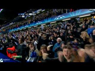 2012 04 18 Челси Барселона 1 0 Полуфинал Лиги Чемпионов 2011 12 Весь матч