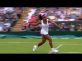 Wimbledon 2012  1-й круг  Серена Уильямс(6) - Барбора Захлавова-Стрыкова
