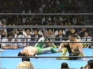 (WWE.my1.ru) AJPW Triple Crown 06-06-97 - Mitsuharu Misawa Vs. Toshiaki Kawada