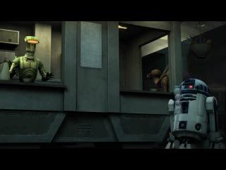 Войны Клонов: 3 сезон 8 серия - Коварные планы HD720