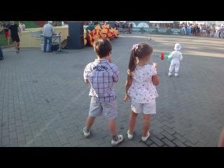 Праздник Молодежи на Монументе Дружбы