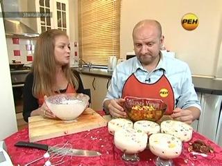 Званый ужин. Неделя 252 (эфир 26.09.2012) День 3, Мария Фокс