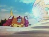 The Transformers HeadMasters - 03. Рождение нового лидера