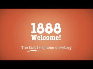 Реклама сервисной службы 1888